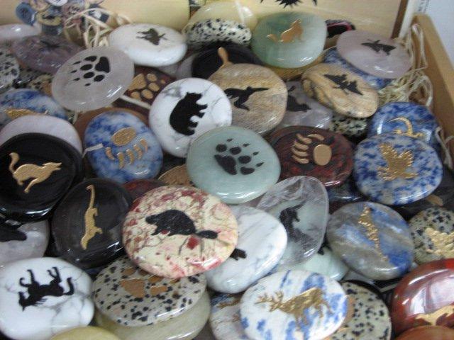 Totem Power Stones